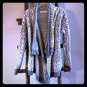 Snuggly Fall Abercrombie Sweater